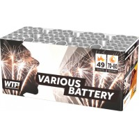 various-battery - 3436